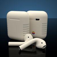 ColorWare pone a la venta unos AirPods con el diseño clásico de los Macintosh, al doble de su precio
