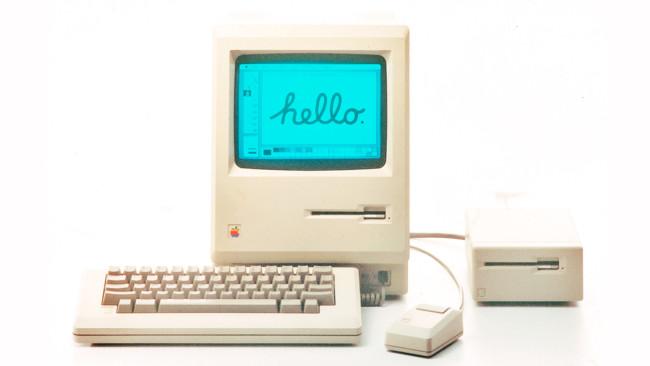 First Mac