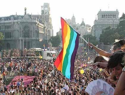 Europride 2007: la mega fiesta del orgullo gay en Madrid