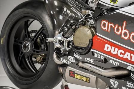 Akrapovič y Ducati Corse unen sus fuerzas en el Mundial de Superbikes