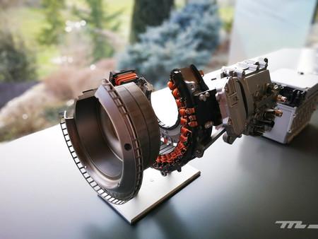 Motor Generador Mercedes
