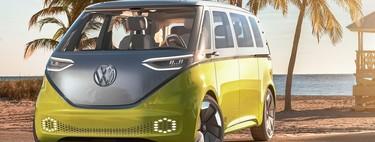 La nueva Combi eléctrica podría llegar en el 2022