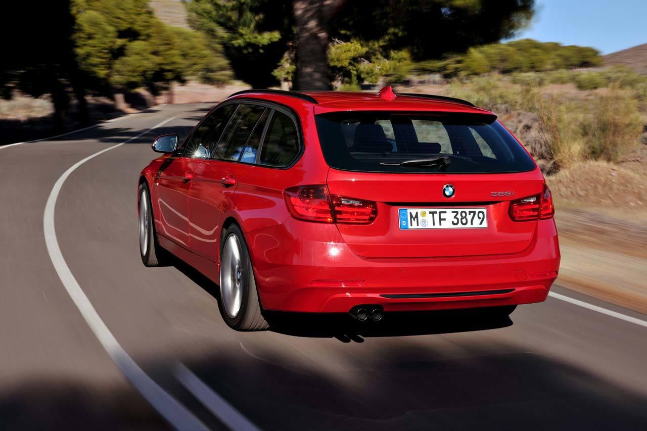 Foto de BMW Serie 3 Touring 2012 (31/43)