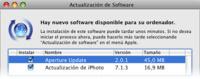 Actualizacion de Software: Aperture 2.0.1 y GarageBand 4.1.2