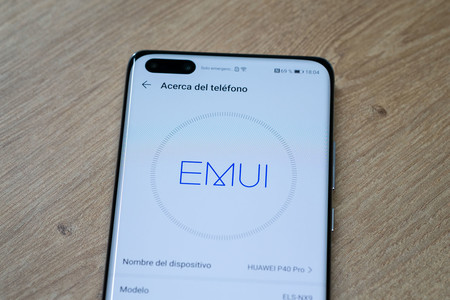 Huawei P40 Pro Emui
