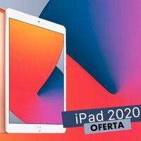 El iPad 2020 con 128 GB está a precio mínimo en Amazon: en dorado lo tienes por sólo 431 euros