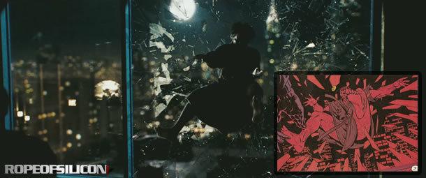 Foto de 'Watchmen', nuevas imágenes y comparativa (5/14)