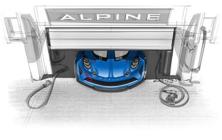 ¡Sí, habrá una Alpine A110 Cup! Y será una copa monomarca europea con mucho sabor genuino