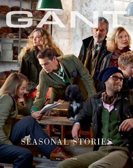 El clasicismo más invernal de la mano de Gant en su colección Otoño-Invierno 2011/2012