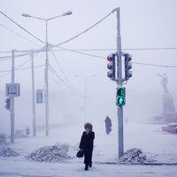 De Yakutsk a Oymyakon, la zona más fría del planeta a través de la cámara de Amos Chapple
