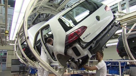 Así se fabrica el Volkswagen e-Golf (en vídeo)