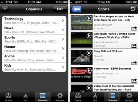 Skyfire VideoQ, una nueva forma de ver vídeos Flash en iOS