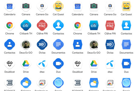 Nova Launcher añade las nuevas formas de iconos de Android 11 DP4 en su beta