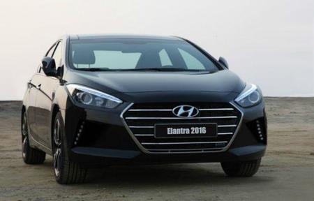¡Filtrado! Este es el nuevo Hyundai Elantra 2016