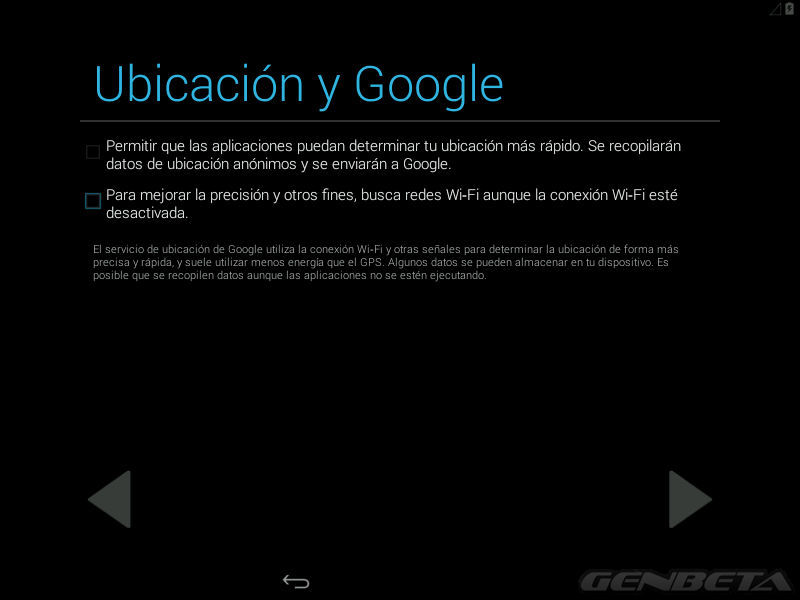 Foto de Android-x86, test de compatibilidad (11/20)