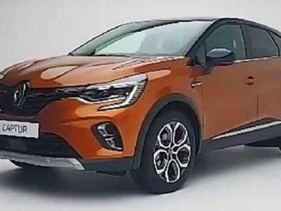 ¡Filtrado! El Renault Captur 2020 sigue los pasos del nuevo Clio
