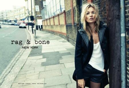 ¿Kate Bone o Rag & Moss? Esta es la nueva campaña de Rag & Bone con 'ella'