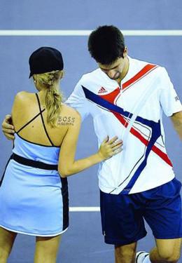 Djokovic sigue con las suyas en el Masters de Madrid