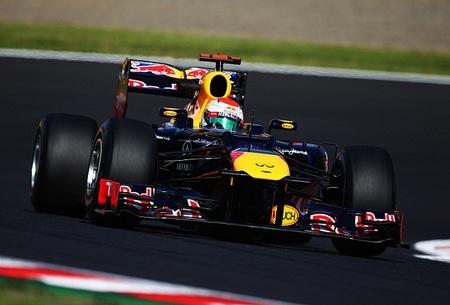 Sebastian Vettel se impone con autoridad en el Gran Premio de Japón, Fernando Alonso abandona