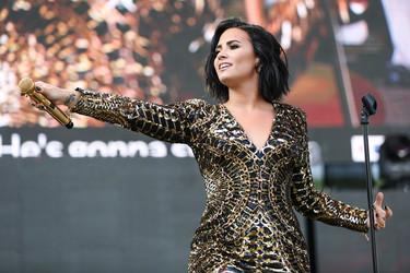 Un duelo de estilo a tres bandas: ¿Demi Lovato, Kris Jenner o Khloe Kardashian?