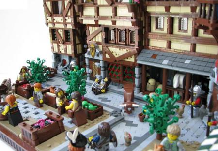 Set Lego Mercado