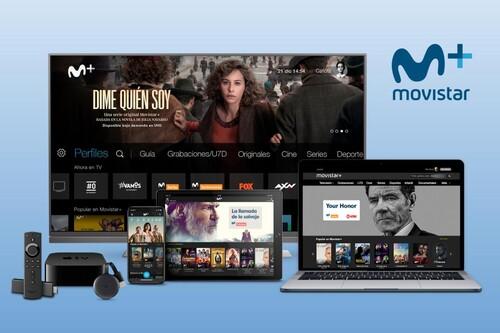 Canales de Movistar+ TV: listado completo y todas las ventajas que aporta la televisión de pago