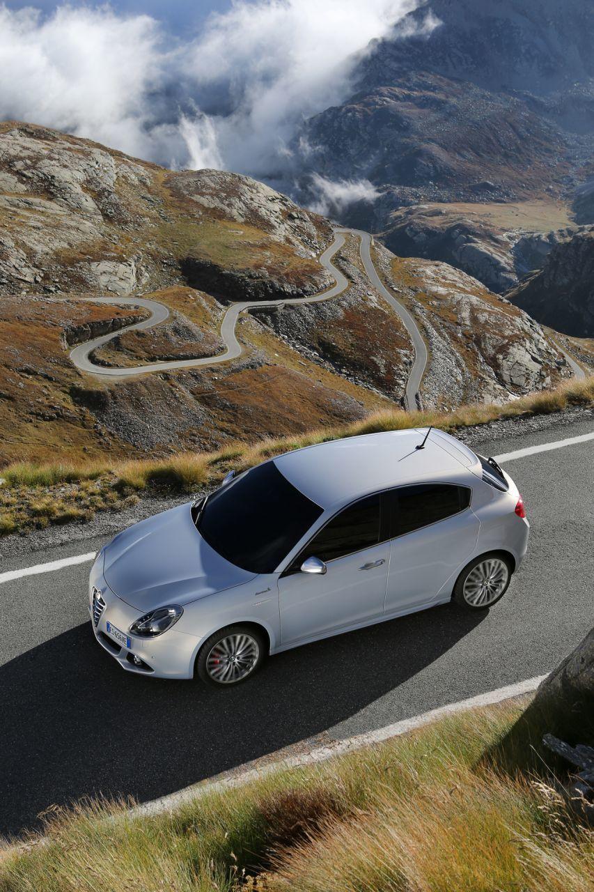 Foto de Alfa Romeo Giulietta 2014 (9/38)