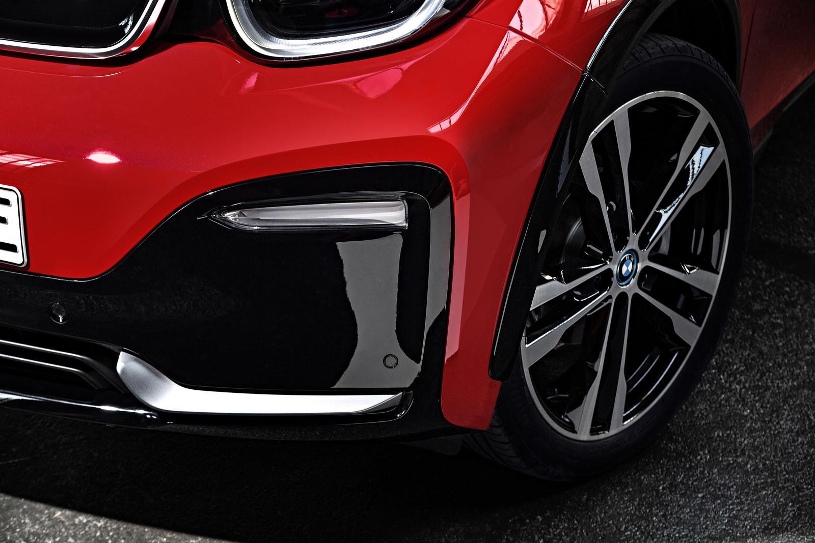 Foto de BMW i3 y i3s 2018 (102/139)