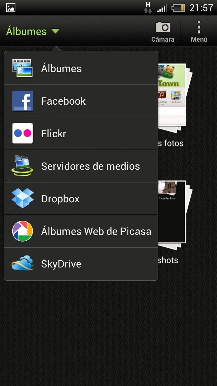 Foto de HTC Sense 4.0 ejemplos (26/39)