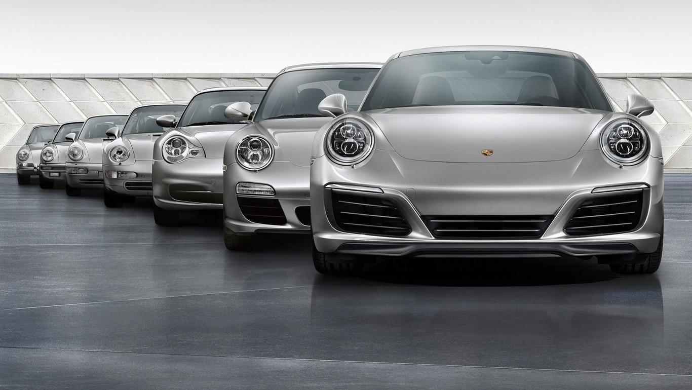 d92263ee15 Porsche 911, repasamos la vida de este modelo desde el primero hasta el  último