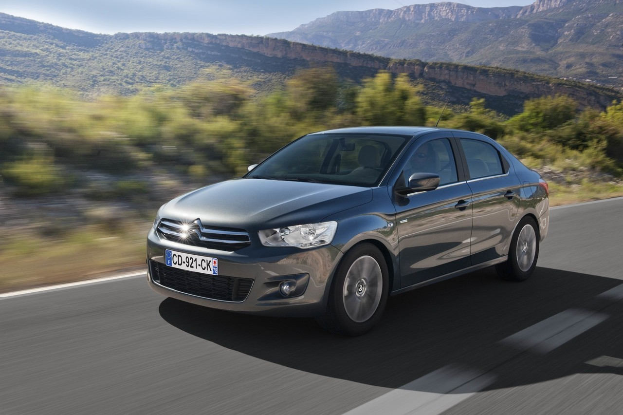 Foto de Citroën C-Elysée (7/41)