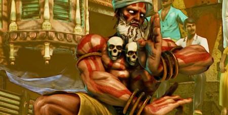Dhalsim se une a Street Fighter V, aquí sus movimientos