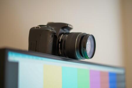 Usar cámara DSLR como webcam