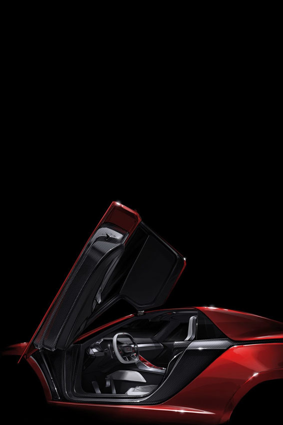 Foto de Italdesign Giugiaro Parcour Coupé y Roadster (8/21)