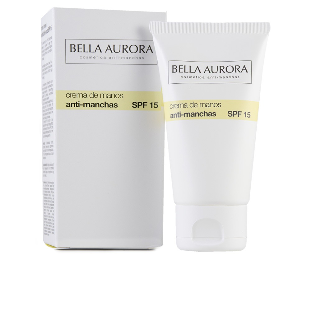 Bella Aurora M7 crema de manos anti-manchas SPF15