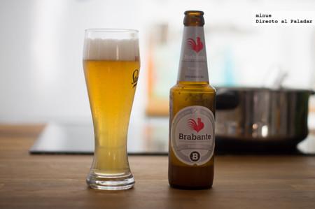 Cervezas Brabante - blanca de trigo