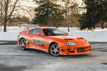 Coches de película: El Toyota Supra de The Fast and The Furious