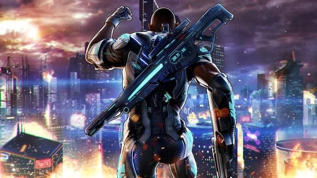 Crackdown 3 nos deja con un adelanto de su campaña con un explosivo gameplay