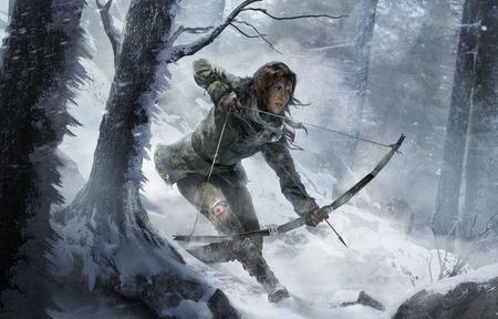 Lara Croft demuestra su arte en esta galería excelente de Rise of the Tomb Raider