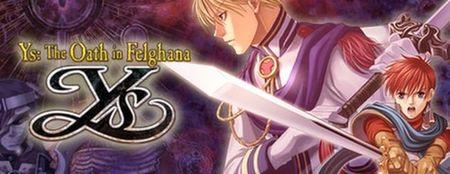 'Ys: The Oath in Felghana' ya disponible en Steam