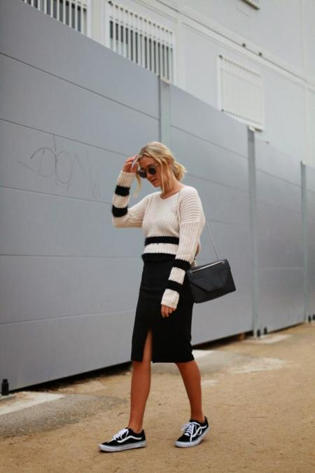 Betty Bag Saint Laurent Bloggers Looks