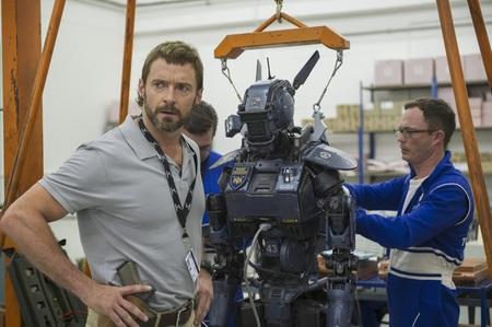 Hugh Jackman en una escena del film