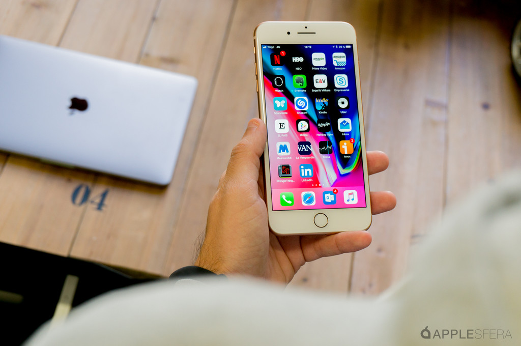 Analisis Iphone ocho Plus Applesfera 05