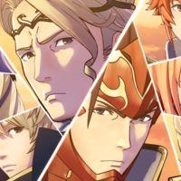 Nintendo muestra 6 espectaculares speed paintings de los personajes de Fire Emblem Fates