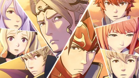 Nintendo muestra 6 espectaculares speed paintings de los personajes de Fire Emblem Fates
