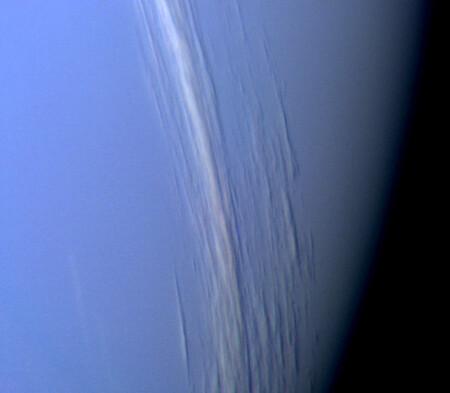Neptune Clouds