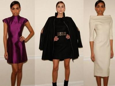 Victoria Beckham colección Otoño-Invierno 2009/2010