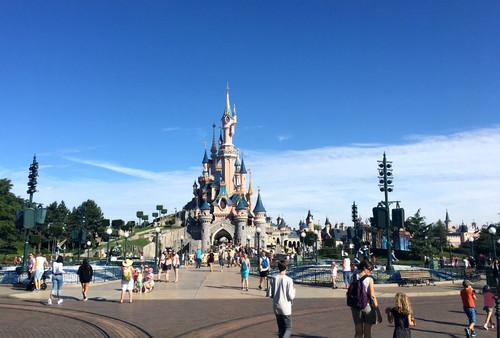 Cómo llegar a Disneyland París desde el aeropuerto
