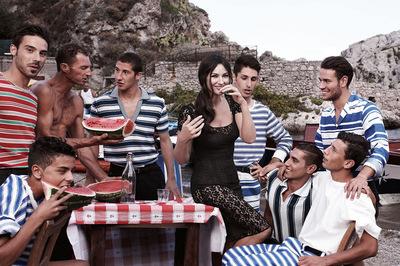 Dolce & Gabbana Primavera-Verano 2013: una campaña cien por cien mediterránea