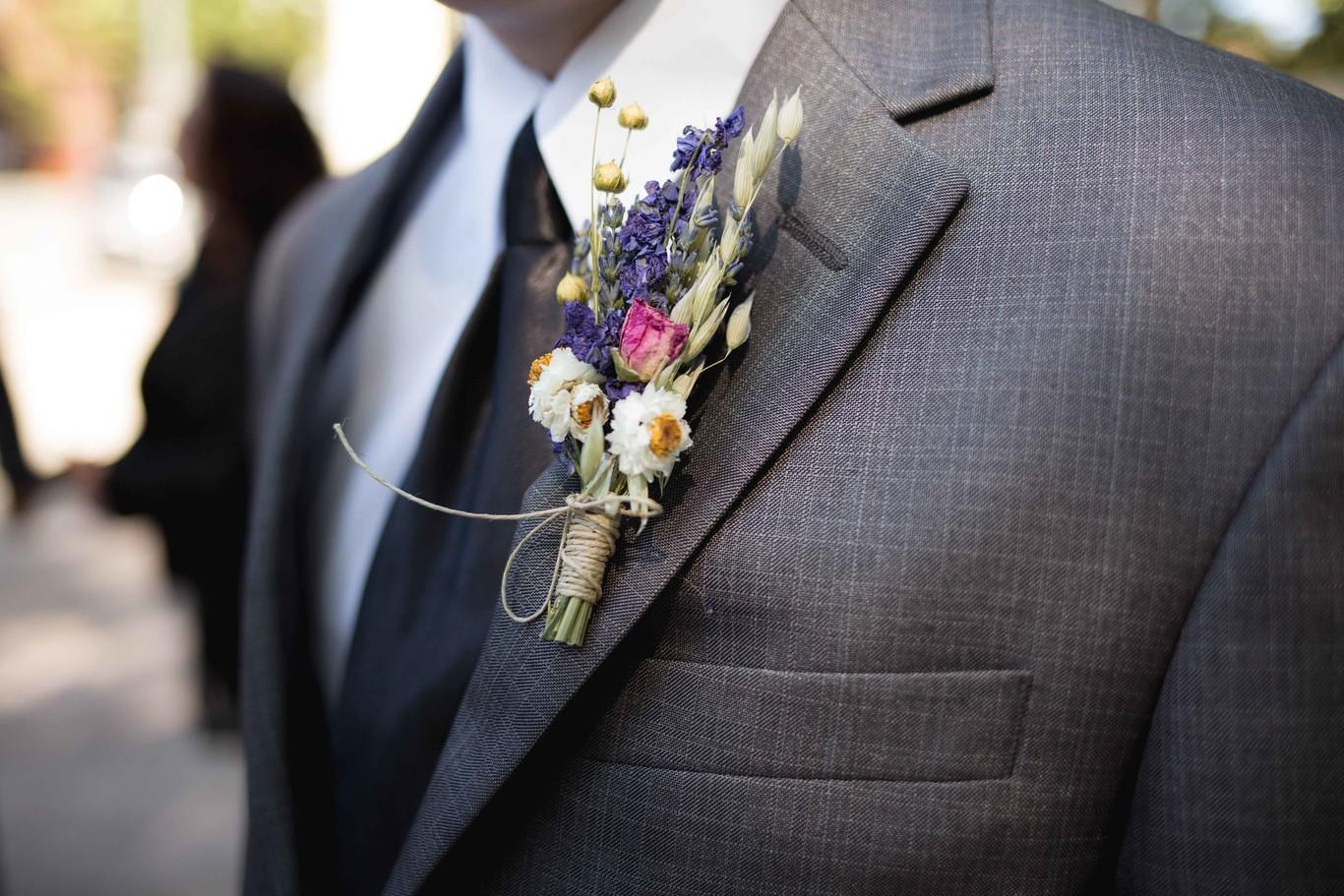 Porque nadie piensa en ellos: aquí seis trajes perfectos para el padrino  del novio